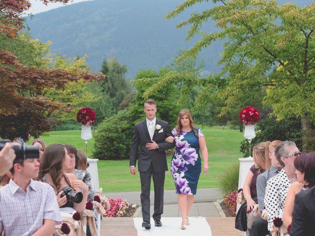 Chris and Brittney's wedding in Pitt Meadows, British Columbia 29