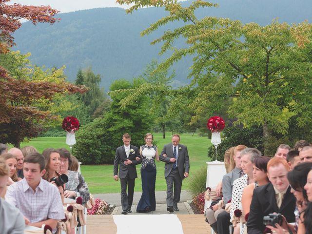 Chris and Brittney's wedding in Pitt Meadows, British Columbia 32