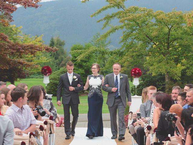 Chris and Brittney's wedding in Pitt Meadows, British Columbia 33