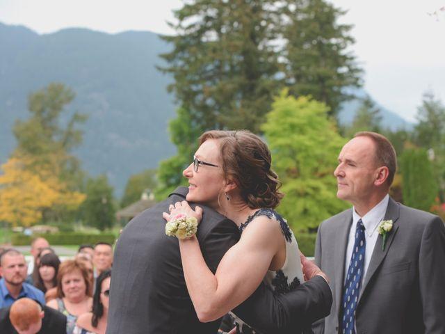 Chris and Brittney's wedding in Pitt Meadows, British Columbia 34