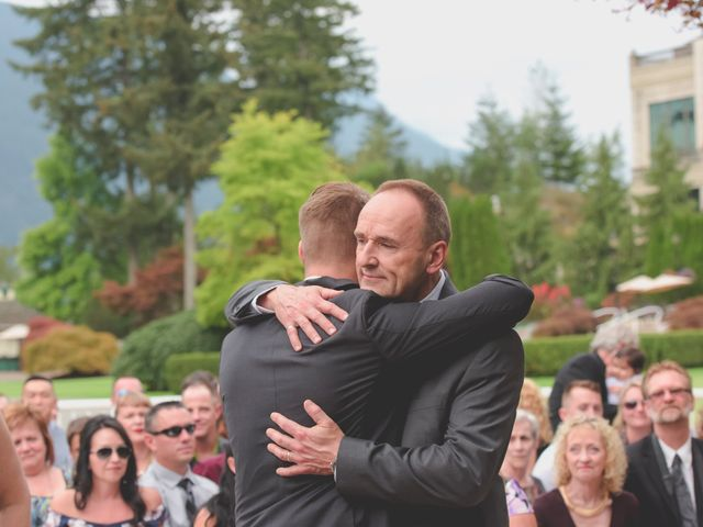 Chris and Brittney's wedding in Pitt Meadows, British Columbia 35