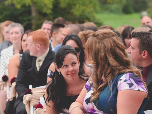 Chris and Brittney's wedding in Pitt Meadows, British Columbia 36