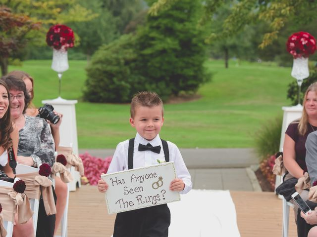 Chris and Brittney's wedding in Pitt Meadows, British Columbia 38