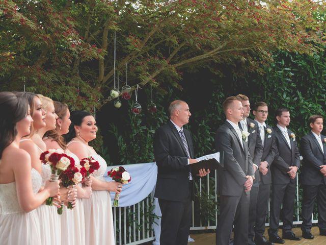 Chris and Brittney's wedding in Pitt Meadows, British Columbia 44