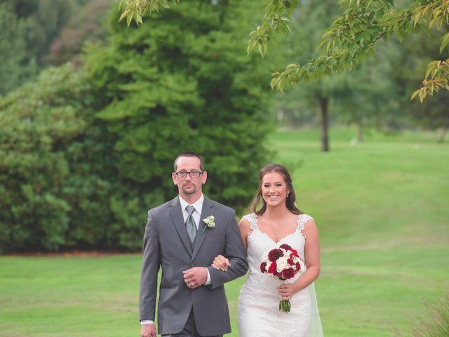 Chris and Brittney's wedding in Pitt Meadows, British Columbia 45