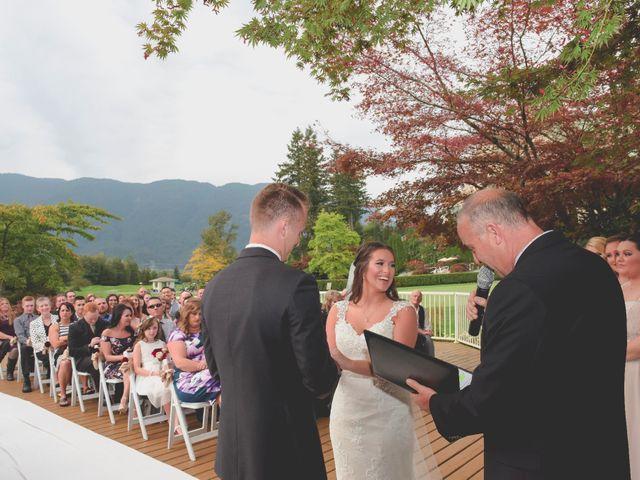 Chris and Brittney's wedding in Pitt Meadows, British Columbia 49
