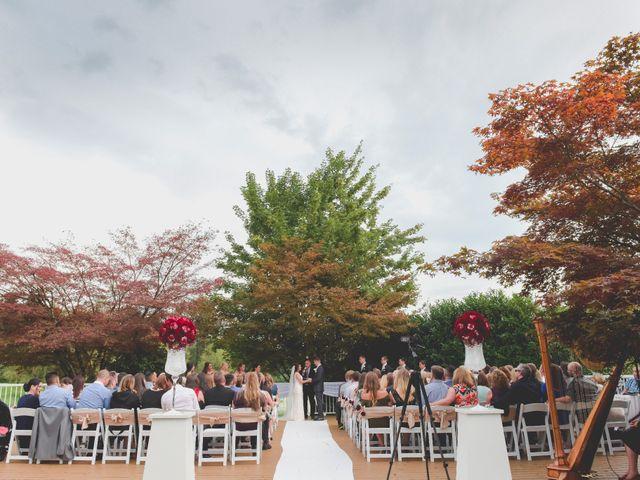 Chris and Brittney's wedding in Pitt Meadows, British Columbia 50