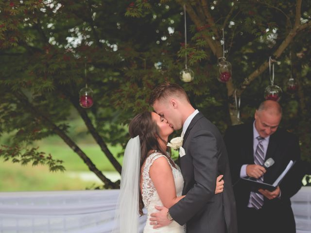 Chris and Brittney's wedding in Pitt Meadows, British Columbia 67