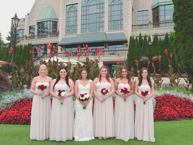 Chris and Brittney's wedding in Pitt Meadows, British Columbia 2