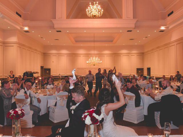 Chris and Brittney's wedding in Pitt Meadows, British Columbia 146