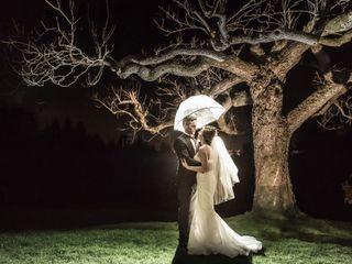 The wedding of Gelareh and Mehryar 2
