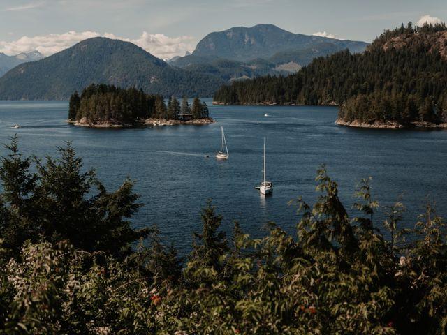 Harky and Sarah's wedding in Egmont, British Columbia 4