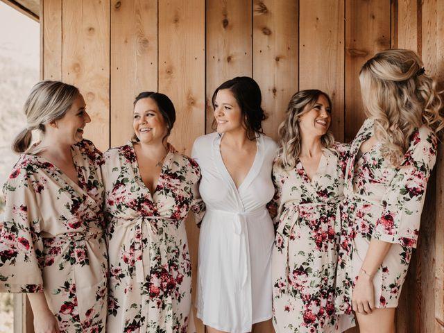 Harky and Sarah's wedding in Egmont, British Columbia 6