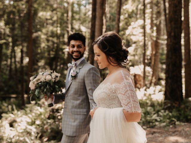 Harky and Sarah's wedding in Egmont, British Columbia 14