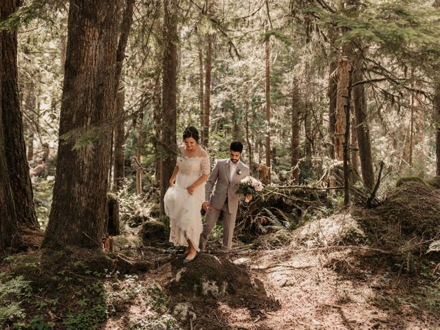 Harky and Sarah's wedding in Egmont, British Columbia 2