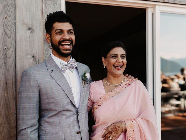 Harky and Sarah's wedding in Egmont, British Columbia 18