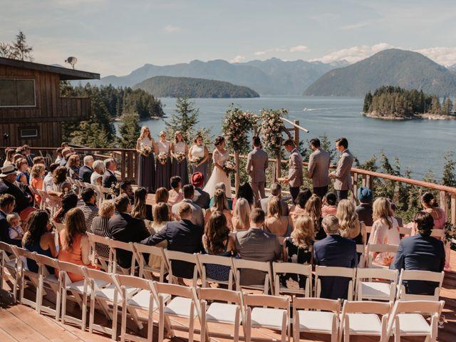 Harky and Sarah's wedding in Egmont, British Columbia 20