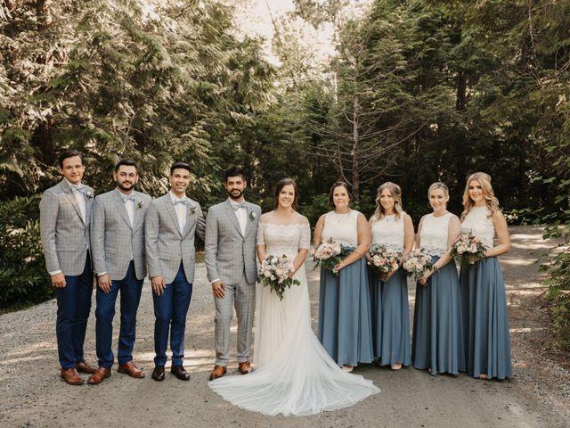 Harky and Sarah's wedding in Egmont, British Columbia 25