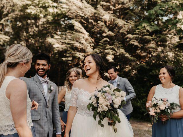 Harky and Sarah's wedding in Egmont, British Columbia 26