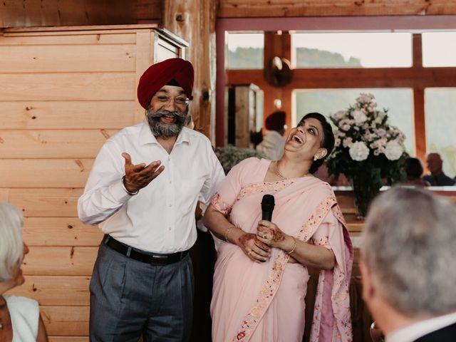 Harky and Sarah's wedding in Egmont, British Columbia 37