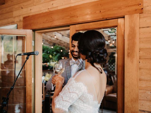 Harky and Sarah's wedding in Egmont, British Columbia 38