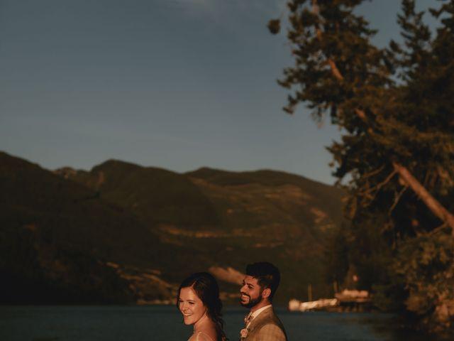 Harky and Sarah's wedding in Egmont, British Columbia 46