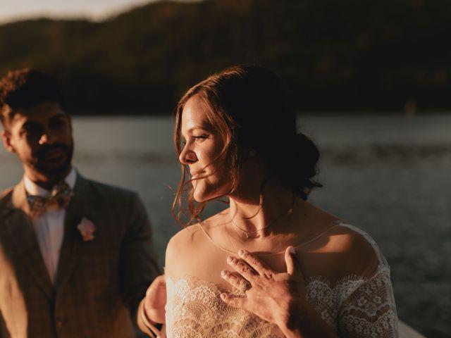 Harky and Sarah's wedding in Egmont, British Columbia 49