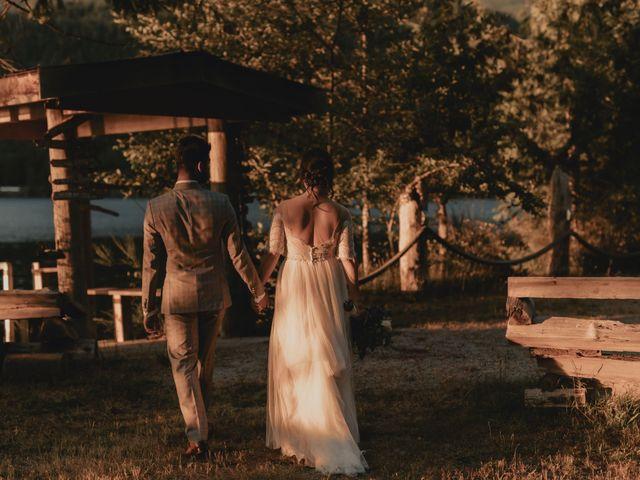 Harky and Sarah's wedding in Egmont, British Columbia 52