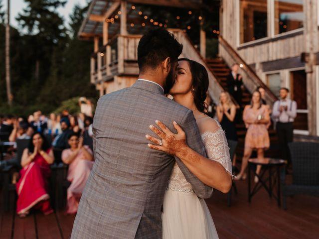 Harky and Sarah's wedding in Egmont, British Columbia 54