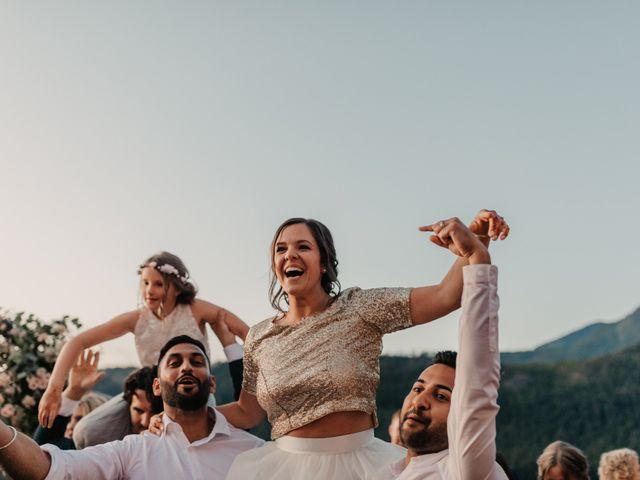 Harky and Sarah's wedding in Egmont, British Columbia 56