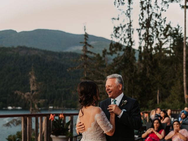 Harky and Sarah's wedding in Egmont, British Columbia 55