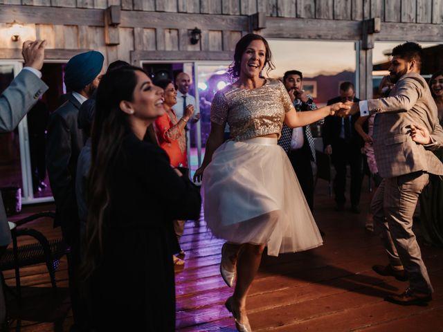 Harky and Sarah's wedding in Egmont, British Columbia 57