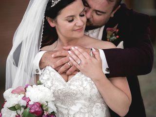 The wedding of Amy and Shaun