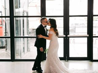 The wedding of Esther and Dan 3