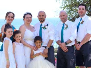 The wedding of Chelsi and Jorge 1