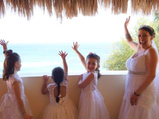 The wedding of Chelsi and Jorge 3