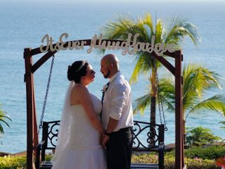 The wedding of Chelsi and Jorge