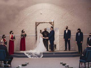 The wedding of Dannika and Abiathar