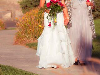 The wedding of Heidi and Matt 2