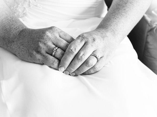 Chantal and Lance's wedding in Marengo, Saskatchewan 6