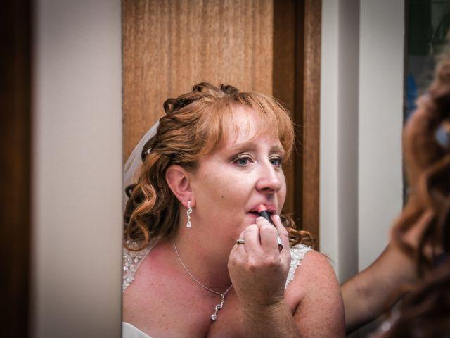 Chantal and Lance's wedding in Marengo, Saskatchewan 7