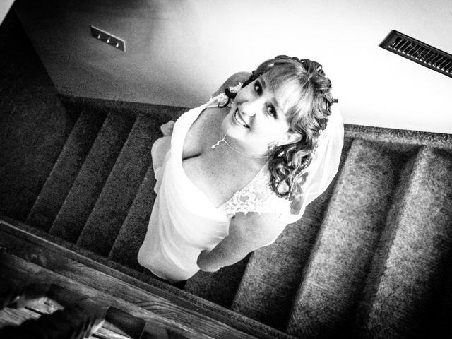 Chantal and Lance's wedding in Marengo, Saskatchewan 9