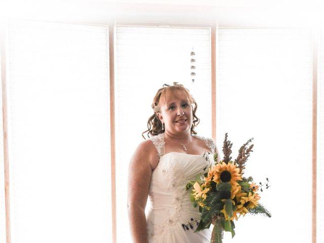 Chantal and Lance's wedding in Marengo, Saskatchewan 10