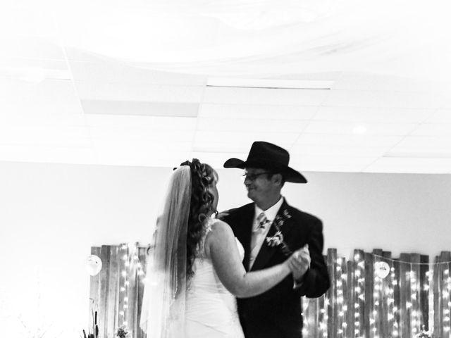Chantal and Lance's wedding in Marengo, Saskatchewan 16