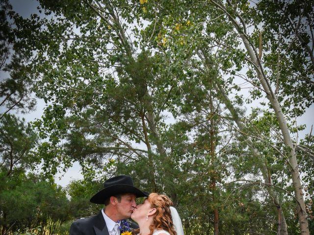 Chantal and Lance's wedding in Marengo, Saskatchewan 19