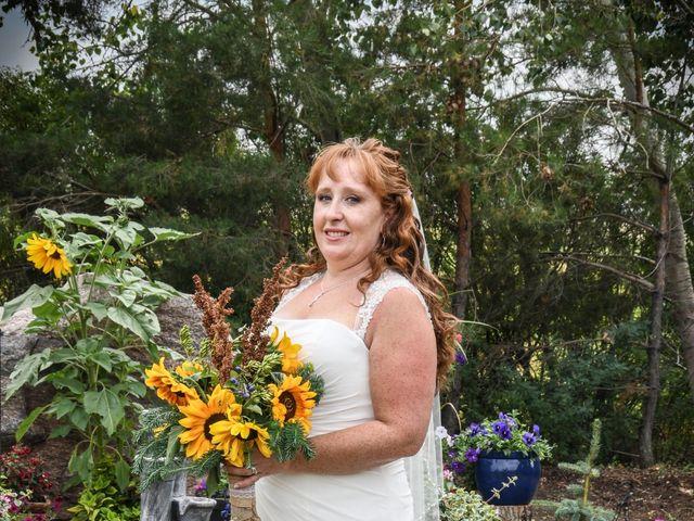 Chantal and Lance's wedding in Marengo, Saskatchewan 20