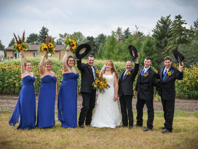 Chantal and Lance's wedding in Marengo, Saskatchewan 23