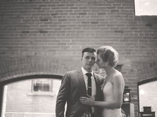 JÈrÈmie and Catherine's wedding in Montreal, Quebec 30