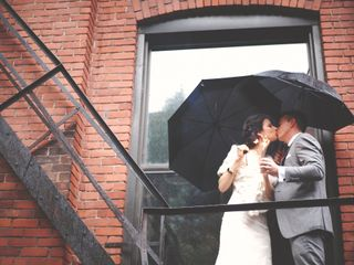 JÈrÈmie and Catherine's wedding in Montreal, Quebec 35