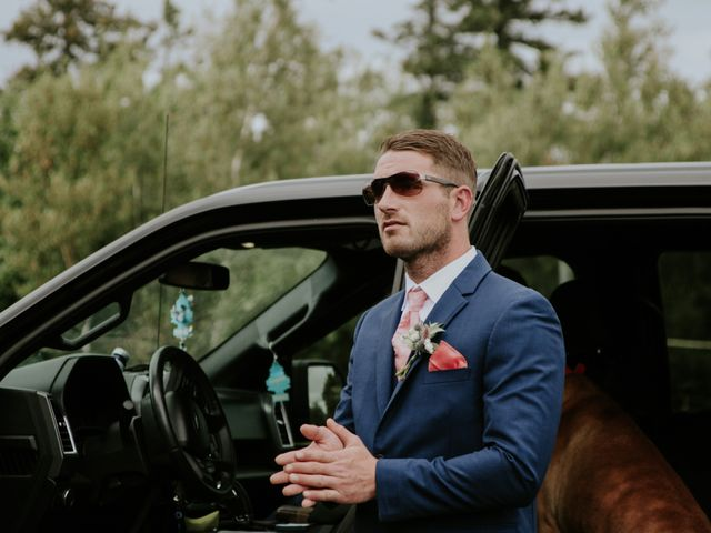 David and Pascale's wedding in Scotsburn, Nova Scotia 6